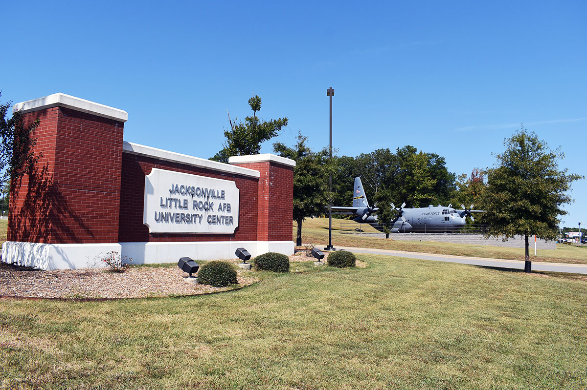 Arkansas State University - Beebe Jacksonville Entrance