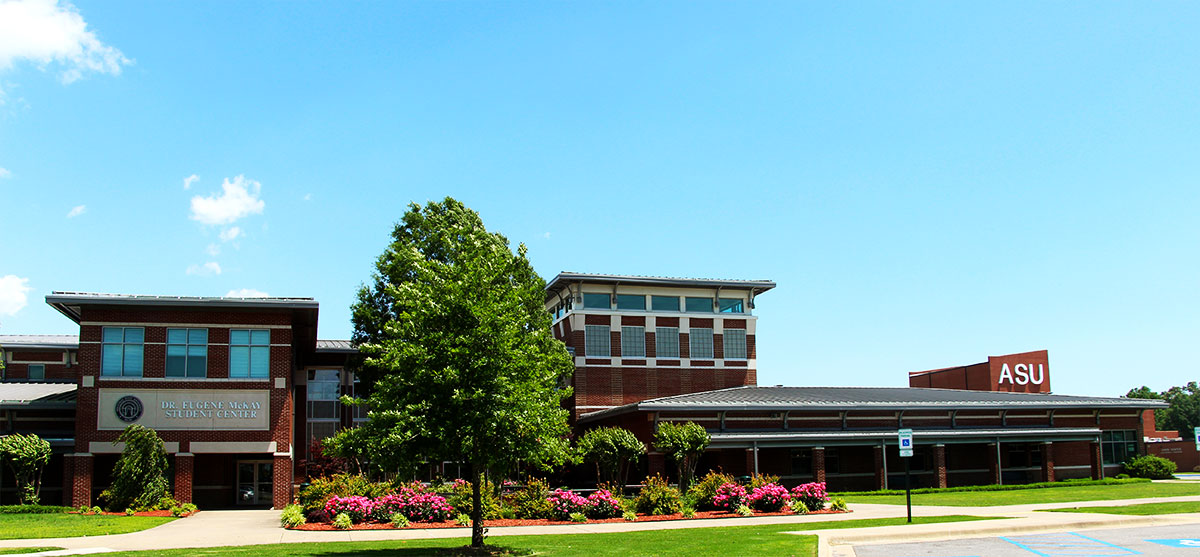 Arkansas State University - Beebe Student Center