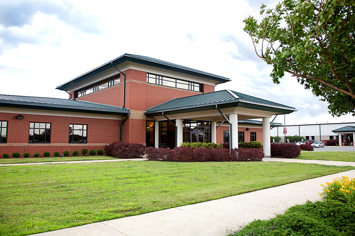 Arkansas State University - Newport, Student Center