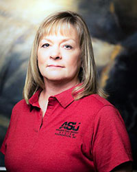 Lou Ann Passmore, Administrative Assistant II