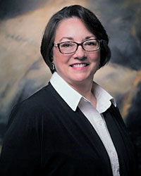 Melissa Livingston, Assistant to the Foundation President